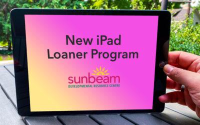 New iPad Loaner Program