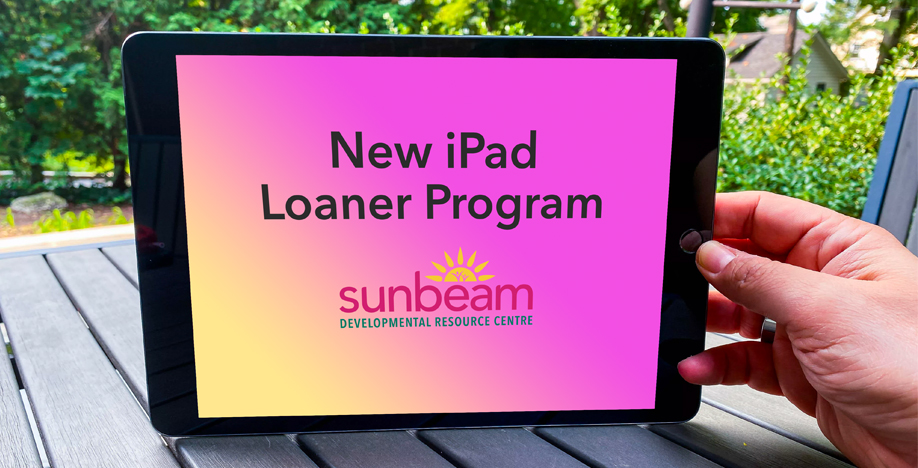 New iPad Loaner Program